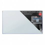 "UP - 24"" x 14"" Playmat Toploader 5ct"