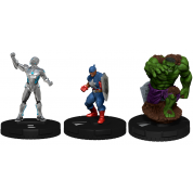 Marvel HeroClix: Captain America and the Avengers Booster Brick - EN