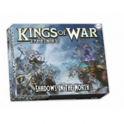 Kings of War Shadows in the North 2-player Starter set - EN