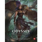 Odyssey of the Dragonlords: Softcover player's guide - EN
