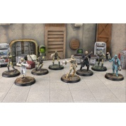 Fallout: Wasteland Warfare - Institute: Core Set - EN