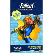 Fallout: Wasteland Warfare - Accessories: Automatron Card Expansion Pack - EN