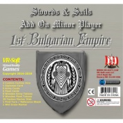 Swords & Sails: 1st Bulgarian Empire Minor Player Add-on - EN
