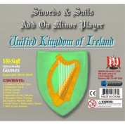 Swords & Sails: Unified Kingdom of Ireland Minor Player Add-On - EN
