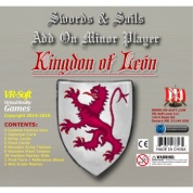 Swords & Sails: Kingdom of Leon Minor Player Add-On - EN