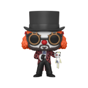 Funko POP! La Casa de Papel - Professor O Clown Vinyl Figure 10cm
