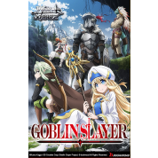 Weiß Schwarz - Goblin Slayer Booster Display (20 Packs) - EN