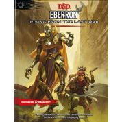 D&D Eberron: Rising From the Last War Adventure Book - EN