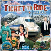 DoW - Ticket to Ride - Japan & Italy: Map Collection Volume 7 - EN