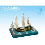 Sails Of Glory - HMS Leander/ HMS Adamant 50-guns Portland class 4th rate - EN