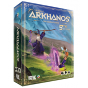 Towers of Arkhanos - Silver Lotus Order 5th Player Expansion - EN/DE/FR/SP/IT/NL