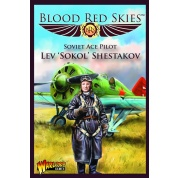 Blood Red Skies - Polikarpov I-16 Ace: Lev 'Sokol' Shestakov - EN