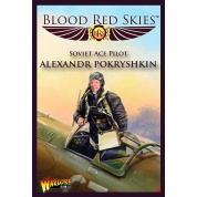 Blood Red Skies - MiG-3 Ace: Alexandr Pokryshkin - EN