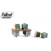 Fallout: Wasteland Warfare - Terrain Expansion: Terminals (2019) - EN
