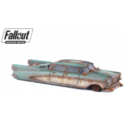 Fallout: Wasteland Warfare - Terrain Expansion: Corvega Sedan (2019) - EN
