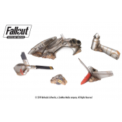 Fallout: Wasteland Warfare - Terrain Expansion: Crashed Vertibird - EN