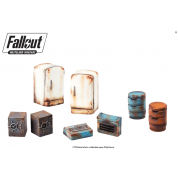 Fallout: Wasteland Warfare - Terrain Expansion: Boston Searchables - EN