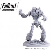 Fallout: Wasteland Warfare - Brotherhood of Steel: Liberty Prime - EN