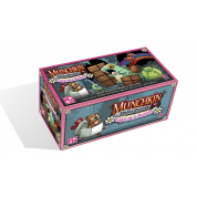 Munchkin Dungeon: Cute as a Button Expansion - EN
