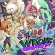 Mage Company - Wrong Chemistry (new edition)- Multilingual