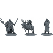 A Song Of Ice And Fire - Night's Watch Heroes Box 2 - EN