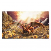 Dragon Shield Play Mat - Dyrkottr Last of His Kind