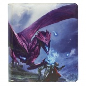 Dragon Shield Card Codex Zipster Binder - Small Purple 'Amifist'