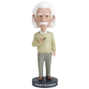 Royal Bobbles - Albert Einstein v2 Bobblehead