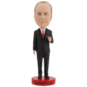 Royal Bobbles - Gerald Ford Bobblehead
