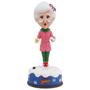 Royal Bobbles - Grandma Got Run Over by a Reindeer Bobblehead