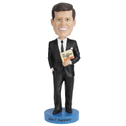 Royal Bobbles - John F. Kennedy V3 Bobblehead