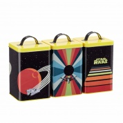 Funko POP! Home - Star Wars Retro: Kitchen Storage Tins: Retro Vehicles