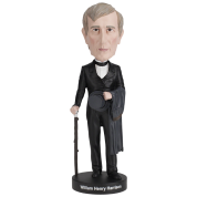 Royal Bobbles - William Henry Harrison Bobblehead