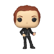 Funko POP! Black Widow – Black Widow (Street) Vinyl Figure 10cm