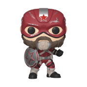 Funko POP! Black Widow – Red Guardian Vinyl Figure 10cm