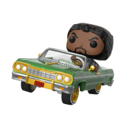 Funko POP! Rides - Ice Cube in Impala Vinyl Figure