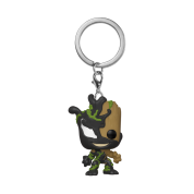 Funko POP! Keychain Marvel Venom - Groot Figure