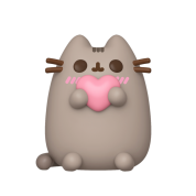 Funko POP! Pusheen - Pusheen w/Heart Figure 10cm