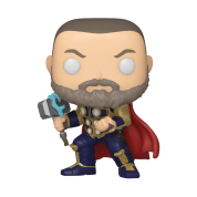 Funko POP! Avengers Game - Thor (Stark Tech Suit) Vinyl Figure 10cm