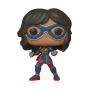 Funko POP! Avengers Game - Kamala Khan (Stark Tech Suit) Vinyl Figure 10cm