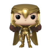 Funko POP! Wonder Woman 1984 - Wonder Woman (Gold Power Pose) Vinyl Figure 10cm