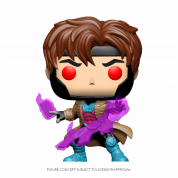 Funko POP! X-Men Classic– Gambit w/ Cards Figure 10cm