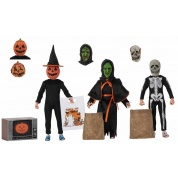 Halloween 3 - Season of the Witch 3 Pack Clothed Figures 20cm