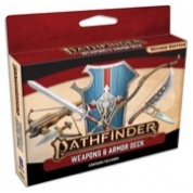 Pathfinder Weapons & Armor Deck - EN