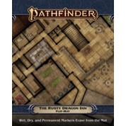 Pathfinder Flip-Mat: The Rusty Dragon Inn