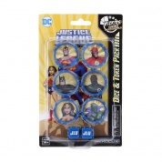 DC HeroClix: Justice League Unlimited Dice and Token Pack - EN
