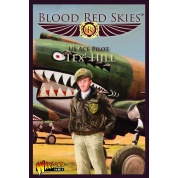 Blood Red Skies - P-40 Warhawk Ace: 'Tex' Hill - EN