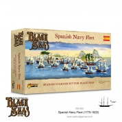 Black Seas: Spanish Navy Fleet (1770 - 1830) - EN
