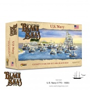 Black Seas: U.S. Navy (1770 - 1830) - EN