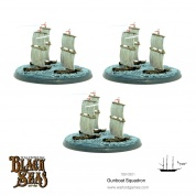 Black Seas: Gunboat Squadron - EN